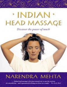 Cover des Buches Indian Head Massage