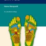 Cover des Buches Reflexzonenarbeit am Fuß, Haug Verlag